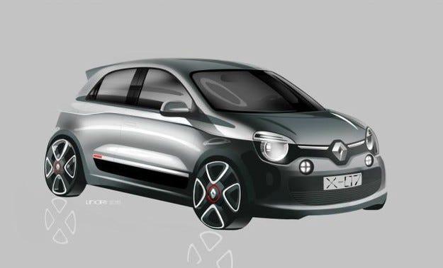Renault готви електромобил на базата на Twingo