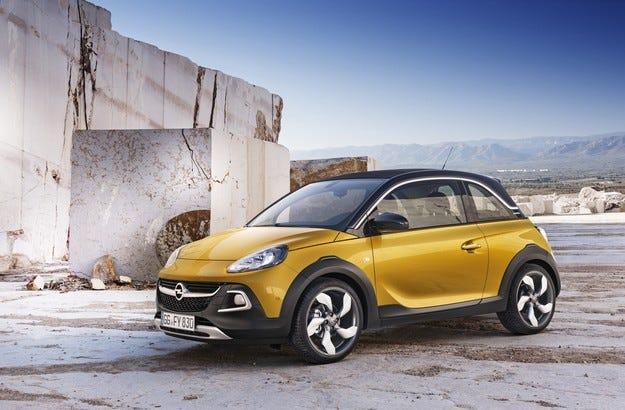 Пълен напред за Opel