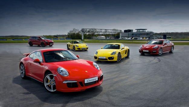 Porsche и Toyota Avensis с най-високо доверие в Германия