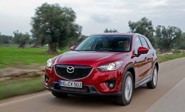 Mazda ще пусне на пазара компактния кросоувър СХ-3