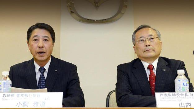 Сеита Канаи ще оглави Mazda на 25 юни  2014