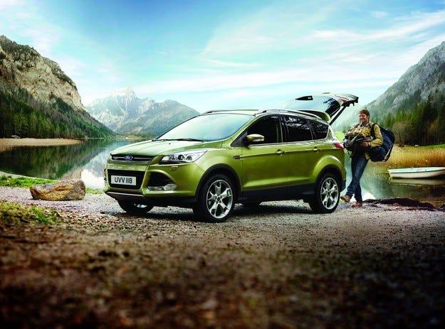 Ford Kuga е предпочитан избор в Европа и у нас
