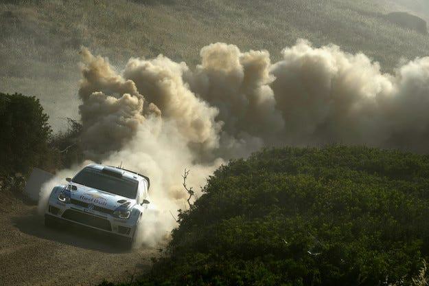 VW потвърди бъдещето си във WRC