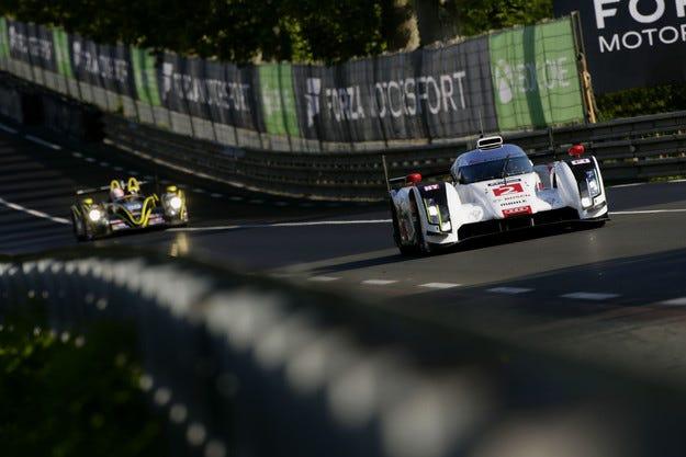 24 часа на Льо Ман: Audi срази Porsche и Toyota