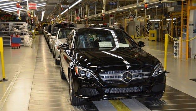 Daimler увеличава значително производството в САЩ