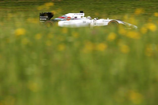 Гран при на Австрия: Маса се върна на полпозишън