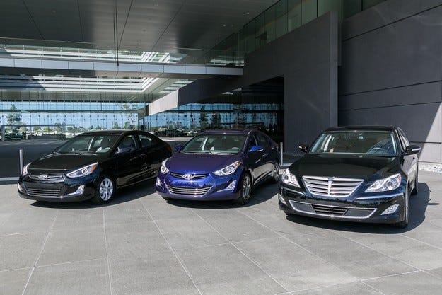 Hyundai с най-много награди от J.D. Power IQS