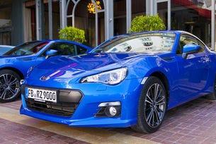 Subaru се отказва да развива модела BRZ
