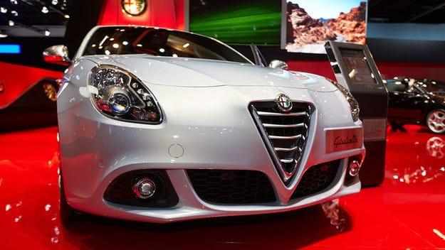 Предлагат ново оборудване за Alfa Romeo