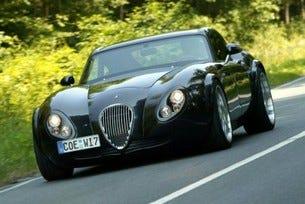 Wiesmann GT MF 5: Повече удоволствие от шофирането