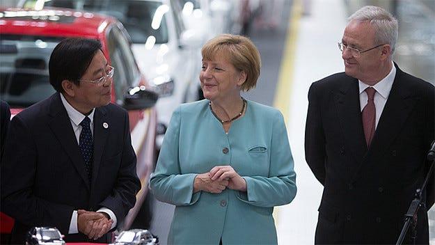 Volkswagen ще инвестира 2 млрд. евро в китайски заводи