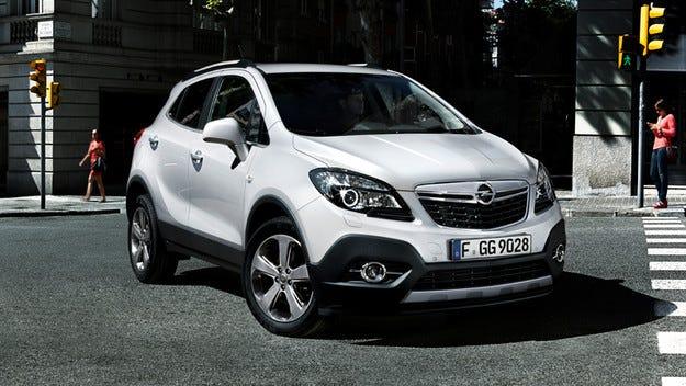 Opel с възходяща тенденция на пазарите в Европа