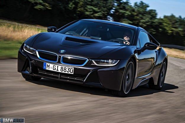 BMW и Daimler създават безконтактно зареждане