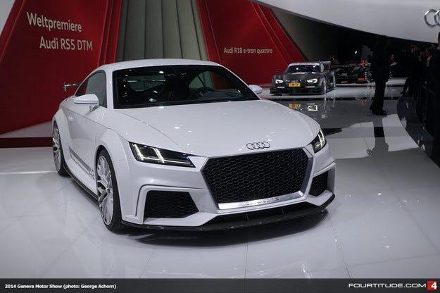 Новият Audi TT: Обявиха цените на модела за Германия