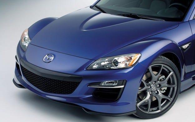 Mazda ще представи наследника на RX-8 през 2017 г.