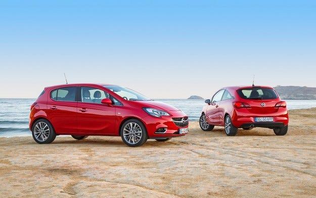 Всички подробности за петото поколение Opel Corsa
