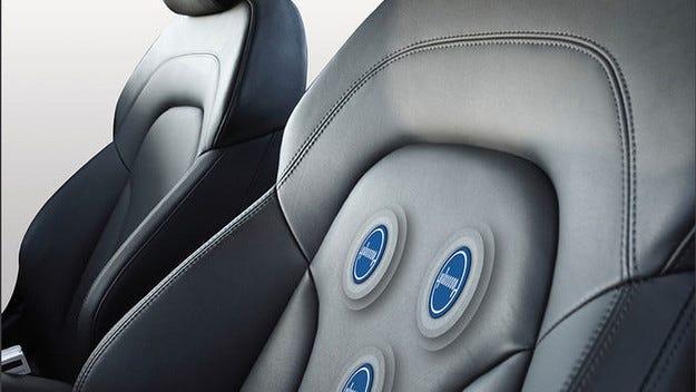 ЕКГ в седалките: Сензори ще регистрират умора