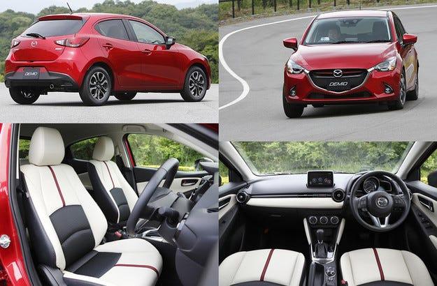 Появиха се първите снимки на новата Mazda2 в мрежата