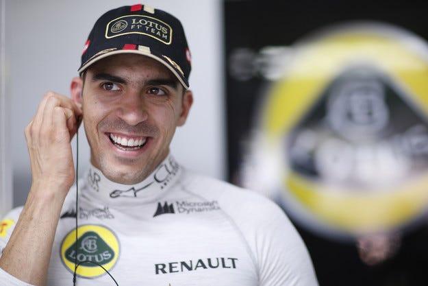 Малдонадо остава в Lotus и догодина