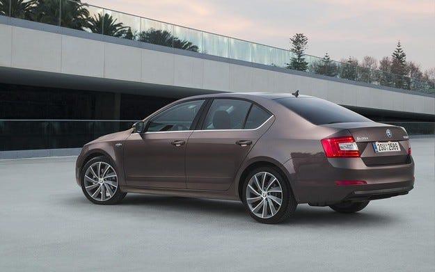 Чешкият шик: Škoda Octavia Laurin Klement