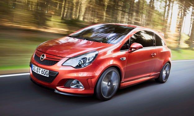 """""""Напомпаният"""" Opel Corsa OPC дебютира през пролетта"""