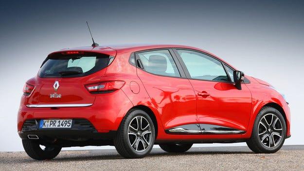 Хечбекът Clio ще е първият в луксозната гама на Renault