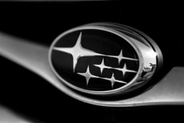 Subaru се отказва да прави компактен кросоувър