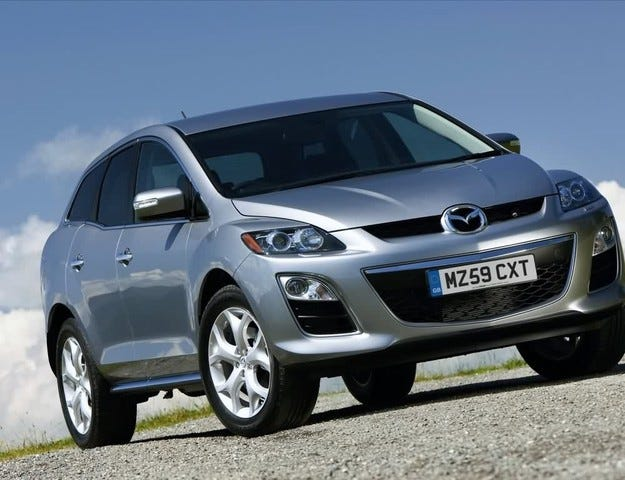 Mazda вероятно ще възроди кросоувъра CX-7
