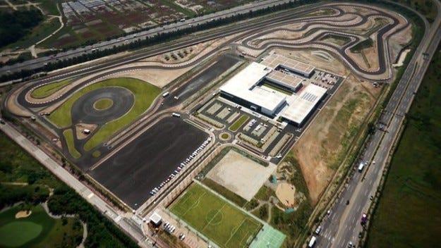 BMW със свръхмодерно съоръжение в Южна Корея