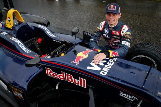 Официално: Верстапен ще замести Верн в Toro Rosso