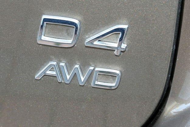 Volvo: Повече мощност за D4 моделите