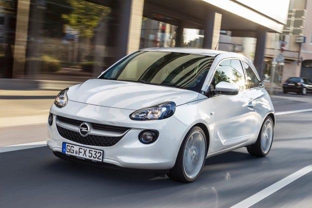 Успешен лайфстайл модел: 100 000 поръчки за Opel ADAM