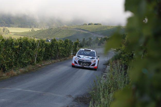Рали Германия: Нювил и Hyundai спечелиха първата си победа