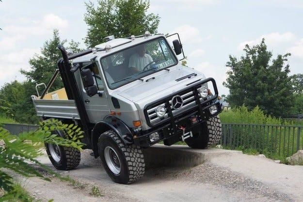 Продават камион на Арнолд Шварценегер за 200 хил. евро