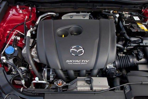 В Русия започва производство на двигатели Mazda