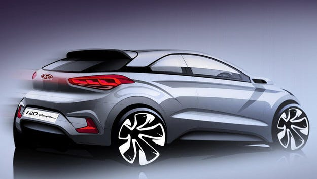 Hyundai готви версия на хечбека i20 с три врати