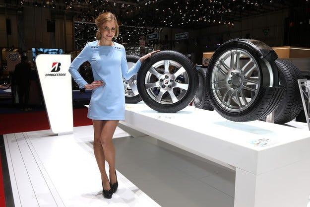 Bridgestone с последни новости в Хановер 2014