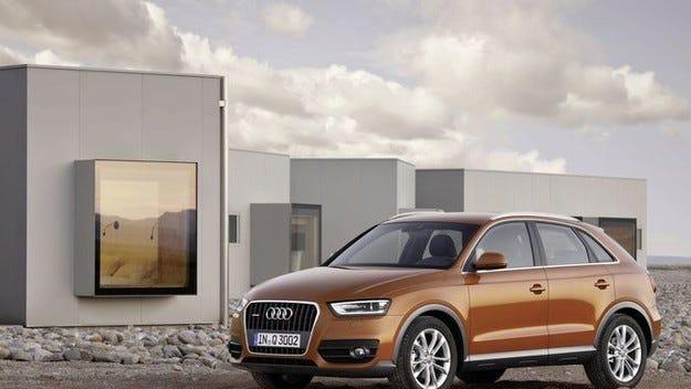 Audi бележи глобален ръст на продажбите
