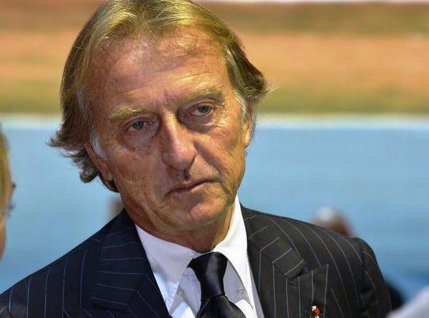 Президентът на Ferrari подаде оставка