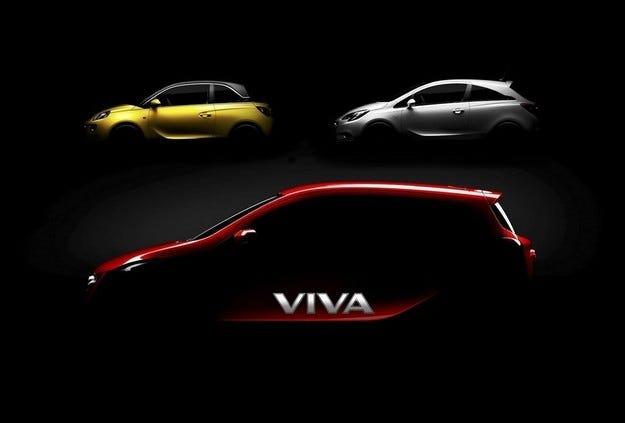 Opel ще представи свръхбюджетен автомобил