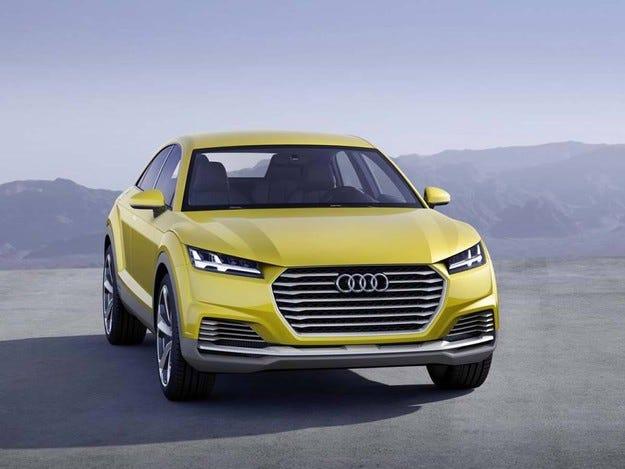 Audi е готов да представи трети вариант на TT