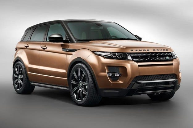 JLR ще произвежда Range Rover Evoque в Китай