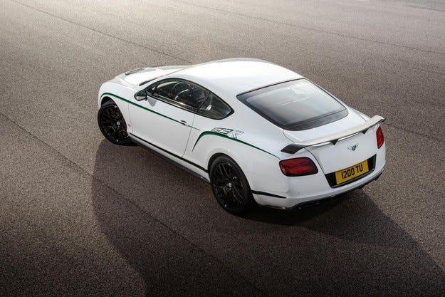 Bentley усилва офанзивата си в Корея