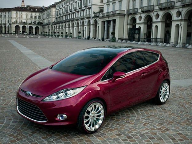 Ford ще намали производството на Fiesta в Германия