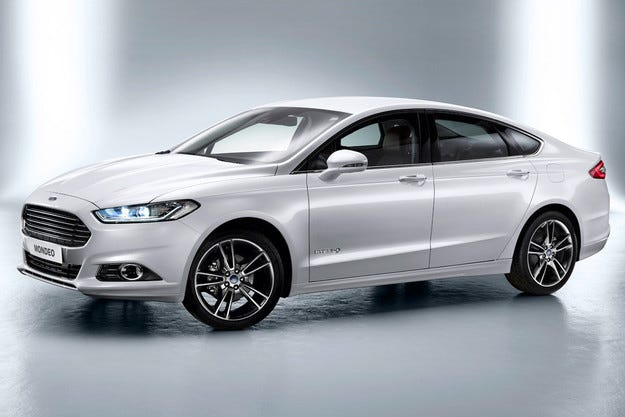 Изцяло новият Ford Mondeo вече е в продажба