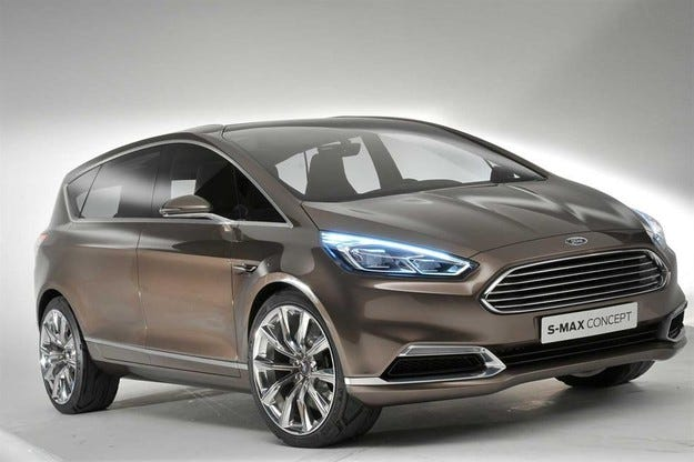 Ford Motor Company с три премиери в Париж