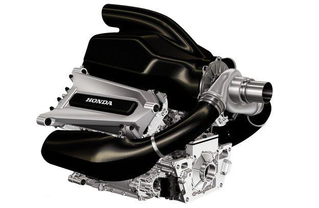 Honda показа двигателя за 2015 година