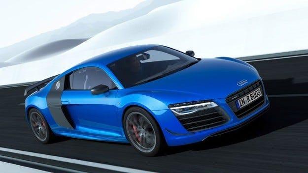 Audi R8 ще получи хибридна версия