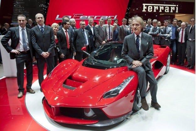 Бившият главен инженер на Ferrari почва работа в BMW