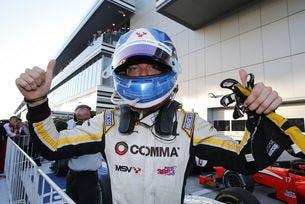 GP2: Палмър спечели предсрочно титлата